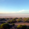 views from the ghan salt lake