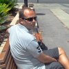 john-outside-art-gallery-adelaide