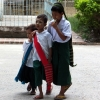 amarapura school children