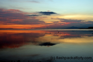 sunset-reflection-gili-air