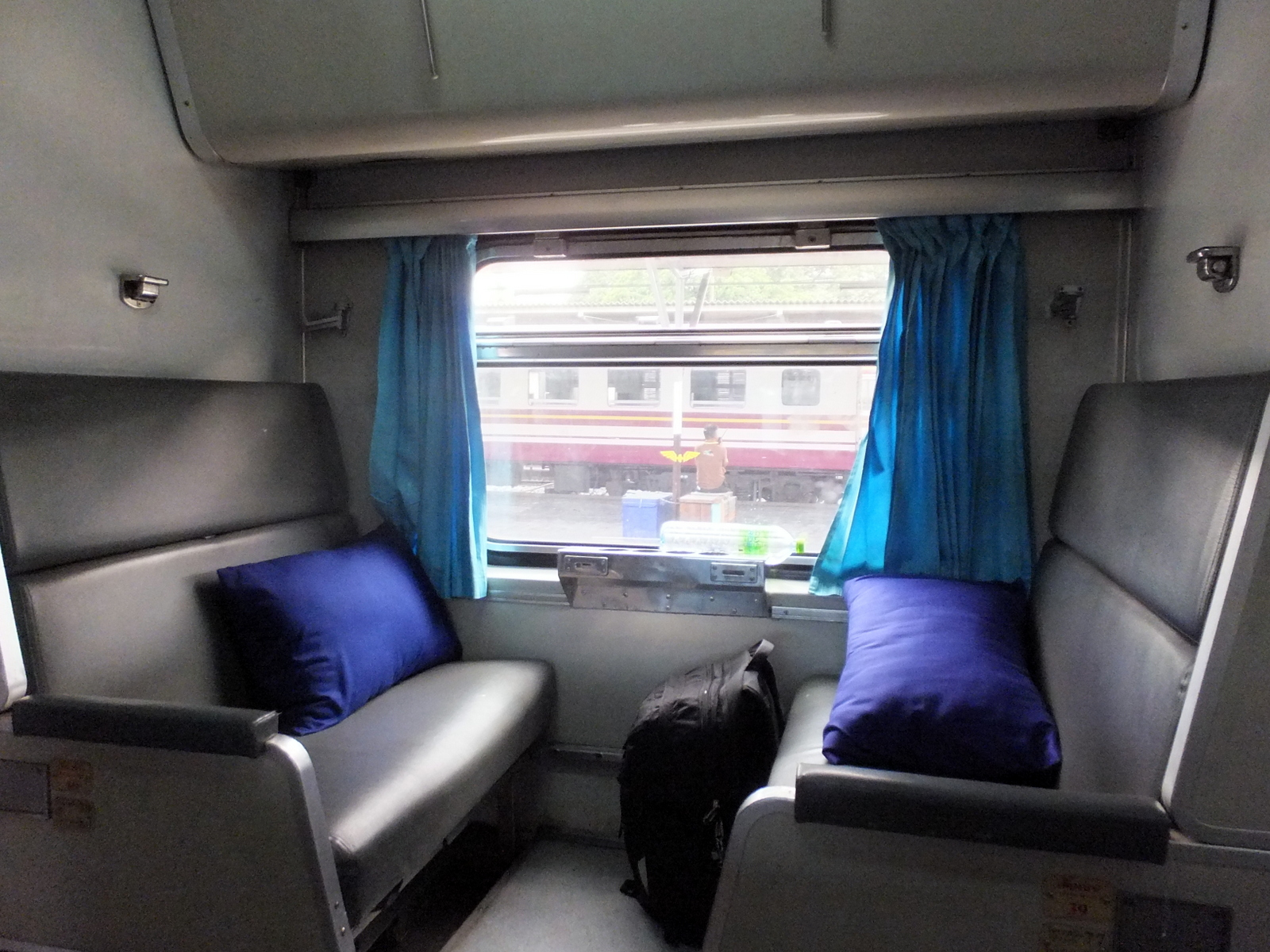 Bangkok To Penang By Train Flashpacking Travel Blog