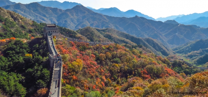 autumn-view-of-great-wall-of-china-badaling