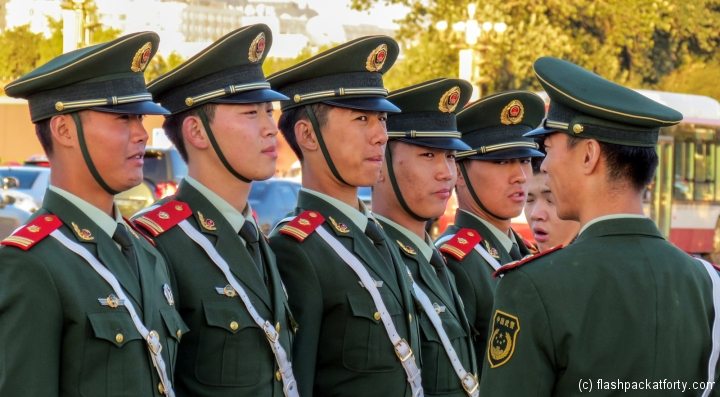 tiananmen-square-soldier-inspection-line