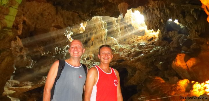 C&J halong bay caves