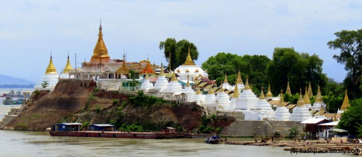 sagaing-temples