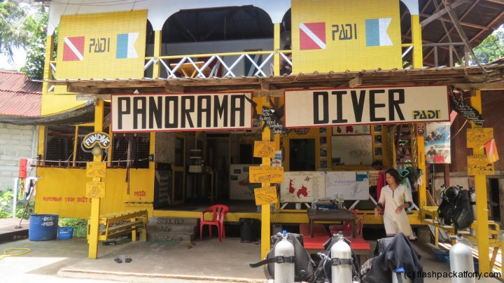 panorama-dive-shop-perhentian-kecil