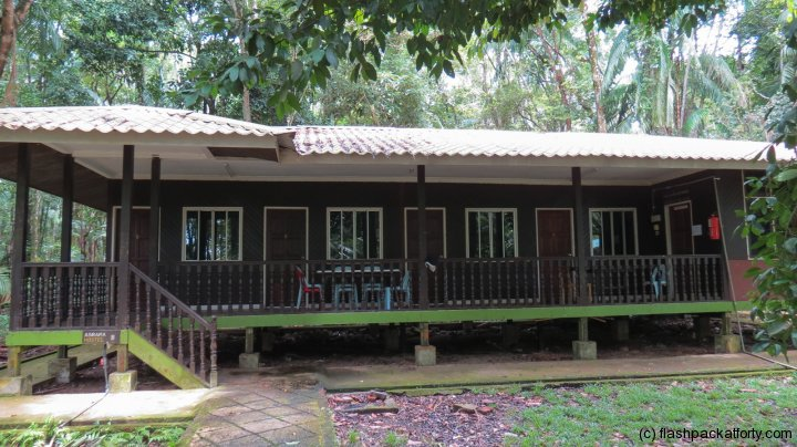 accommodation-bako-national-park