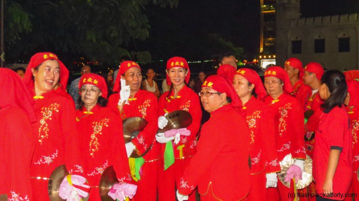 chinese-preformers-kuching-celebration