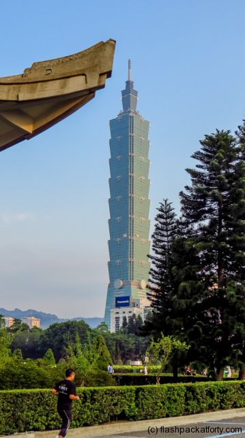 taipei-101-from-sun-yat-sen-memorial