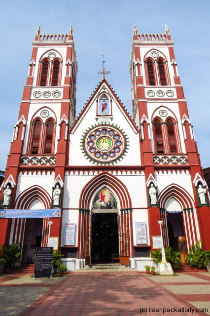 sacred-heart-church-pondicherry