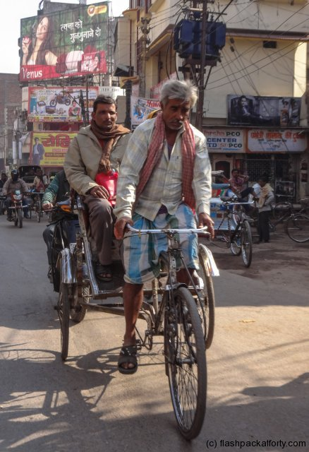 cycle-rickshaw-varanasi