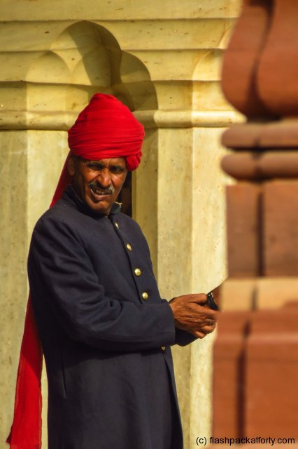 city-palace-turbaned-guard