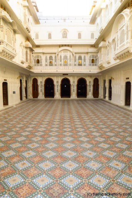 bikaner-palace-floor