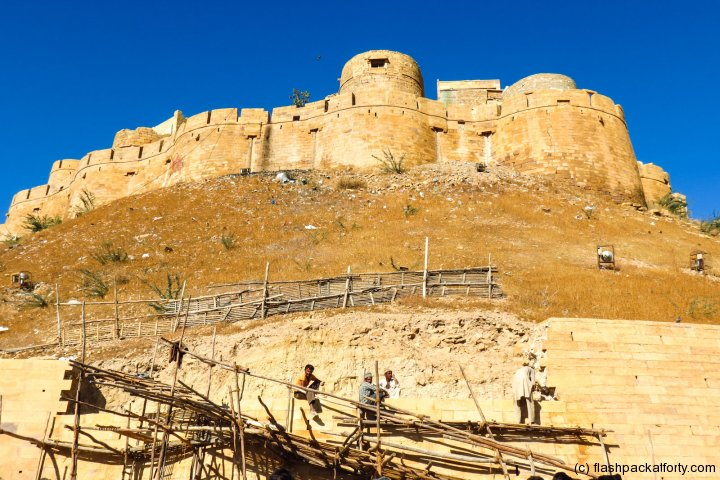 jaisalmer-fort-an-wall-repairs