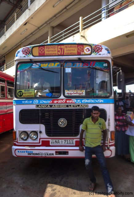 negombo-bus-at-station