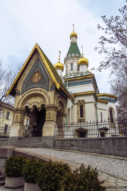 russian-church-sofia