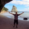 Cathedral Cove Arches John