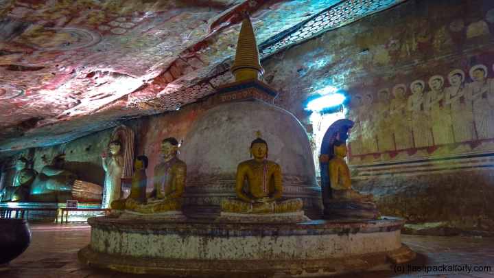 dambulla-caves-internal-stupa