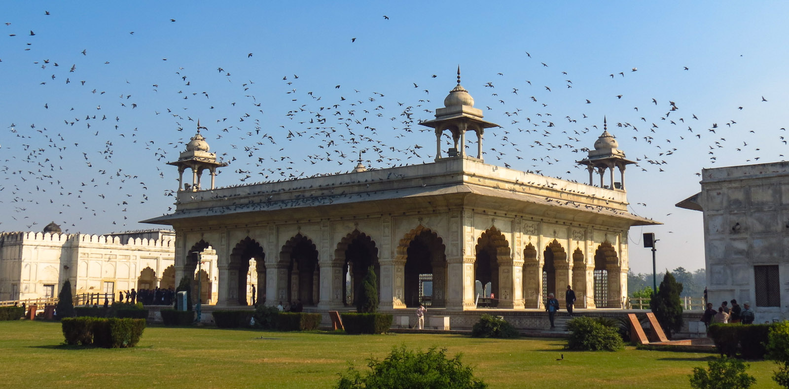 Diwan-E-Khas, Hall of Private Audience, Red Fort, Delhi