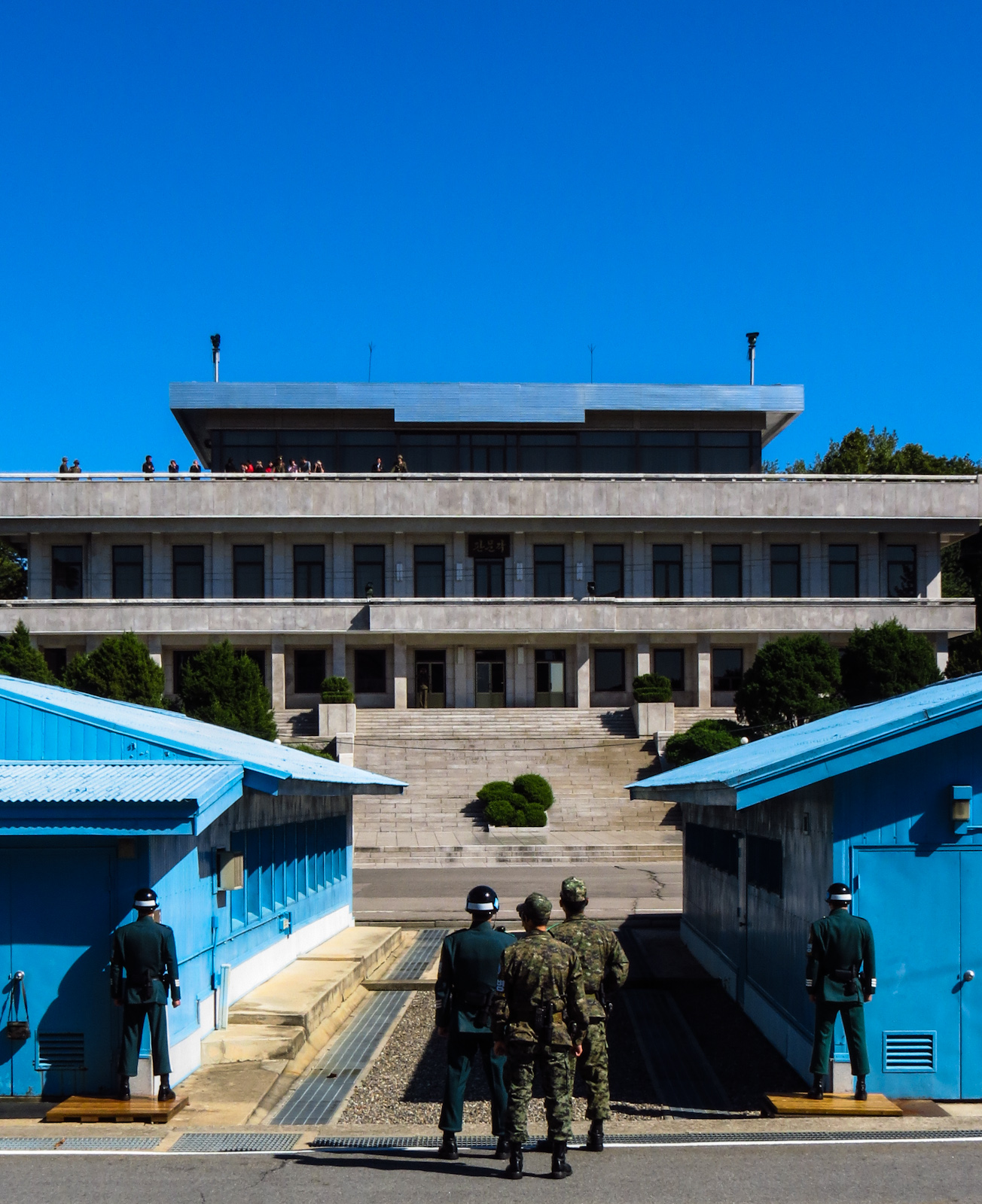 seoul trips dmz tour and joint security area itinerary. Black Bedroom Furniture Sets. Home Design Ideas