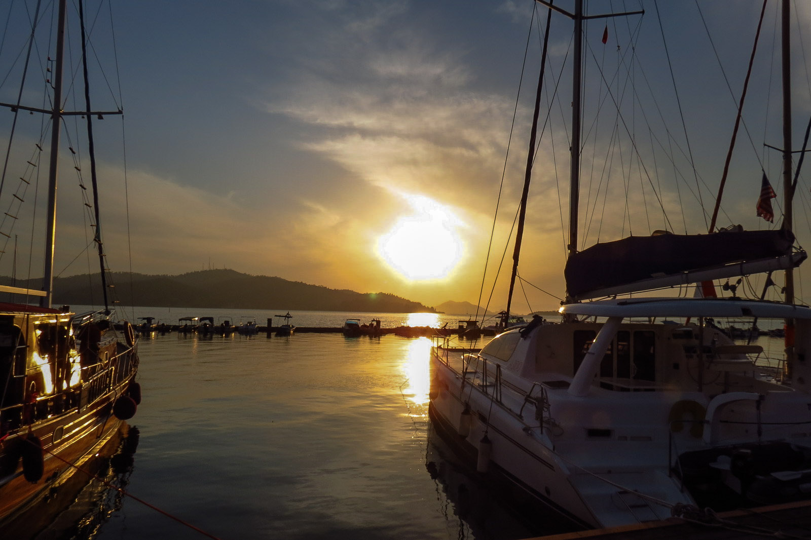 sunset-at-fethiye-harbour