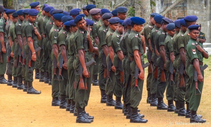 galle-army-excercises