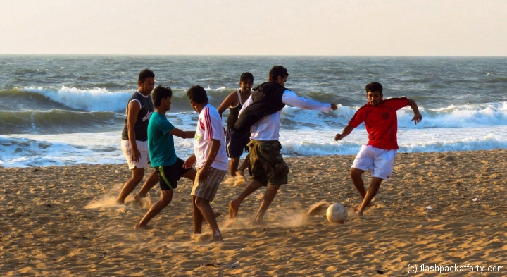 goa-football-on-beach
