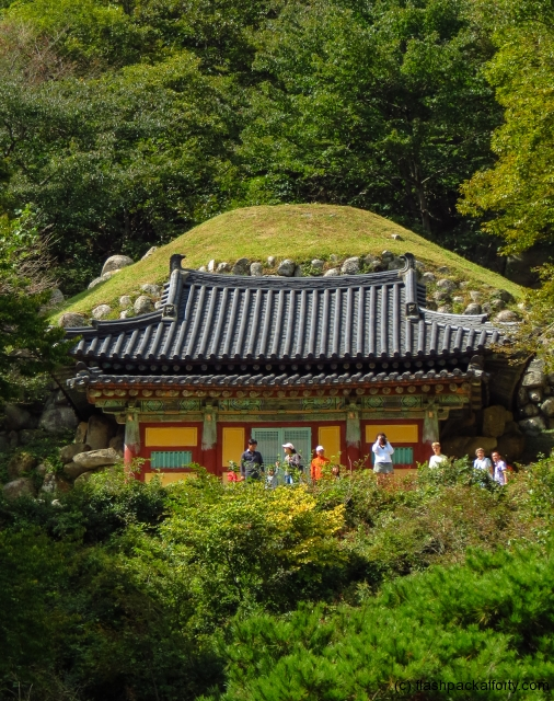 mound-and-temple-at-seokguram-grotto
