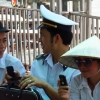 harbour staff halong bay