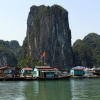 fishing village halong bay