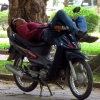 moped-taxi-rests-inn-hanoi-sun