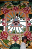 cao dai eye of god