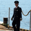 Miyajima Ferry guard