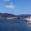 Miyajima Ferry  view