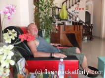 foot pedicure hoi an