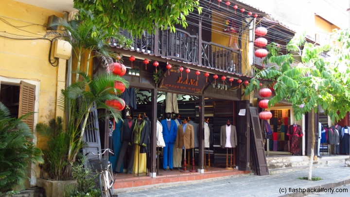 hoi an tailor shops