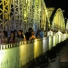 Hue bridge by night