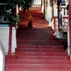 maing-thauk-steps-with-novice-monk
