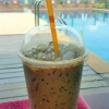 Iced coffee  Ko Lanta