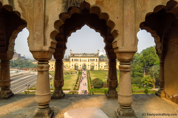 bara-imambara-facade-through-arch