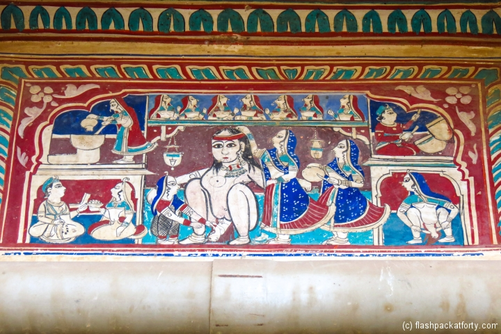 mandawa-haveli-birth-fresco