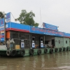 Mekong river petrol station