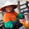 Mekong river coffee