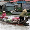 Mekong river women