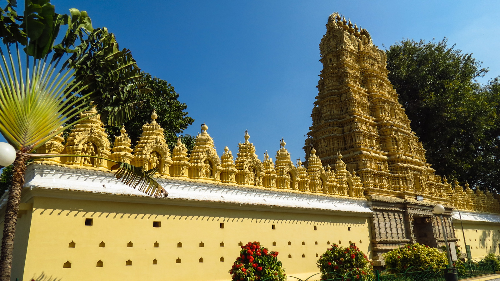 temple-at-mysore-palace-india