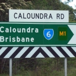 Caloundra Sign