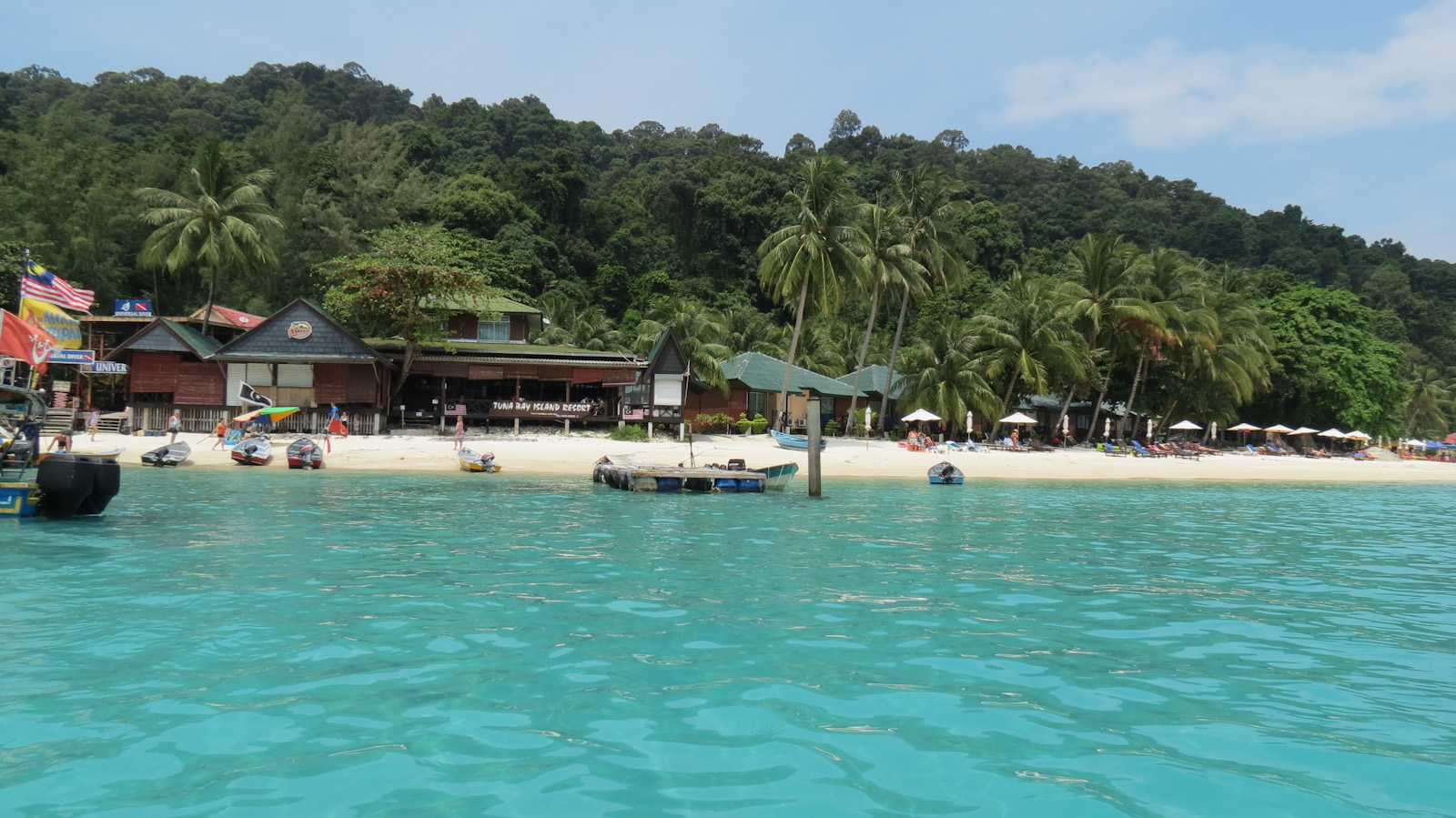 Perhentian Island Malaysia  city pictures gallery : Diving in Malaysia: Perhentian Island Life : Flashpacking Travel Blog