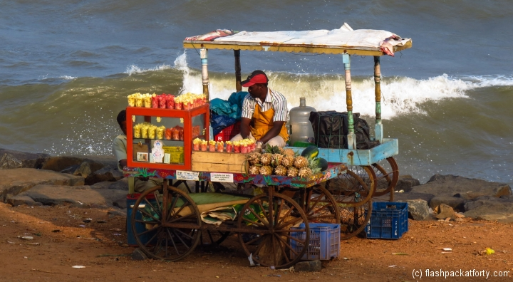 pondicherry-drink-cart-beach
