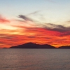 greece-ferry-sunset