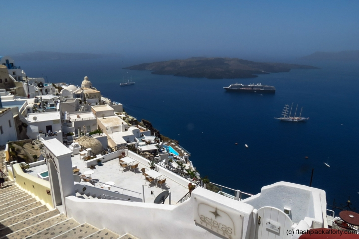 traveling greece budget